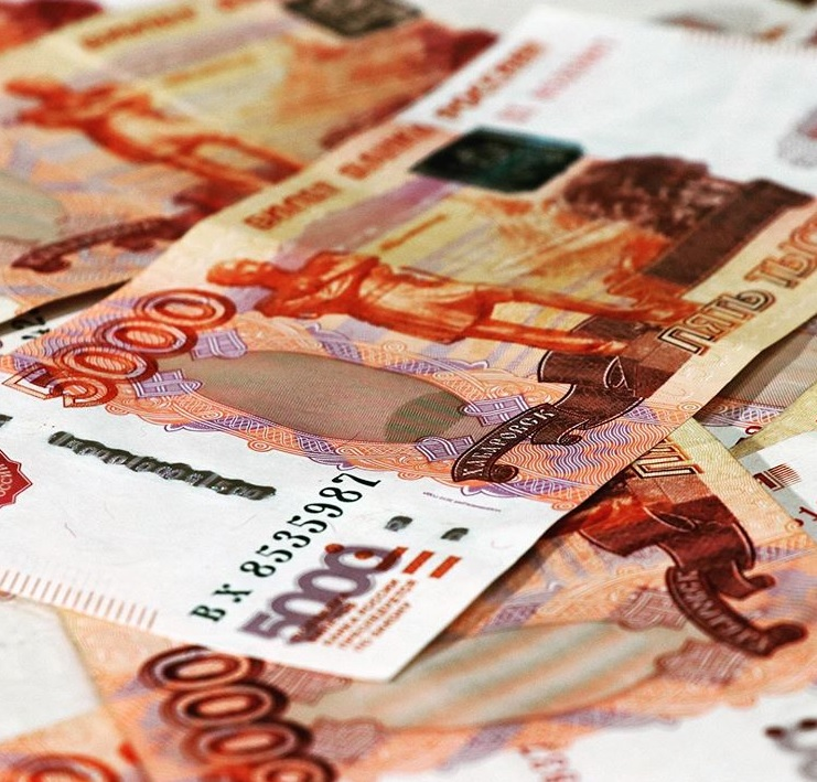 Salary in Russia in July Rose by 3.5%