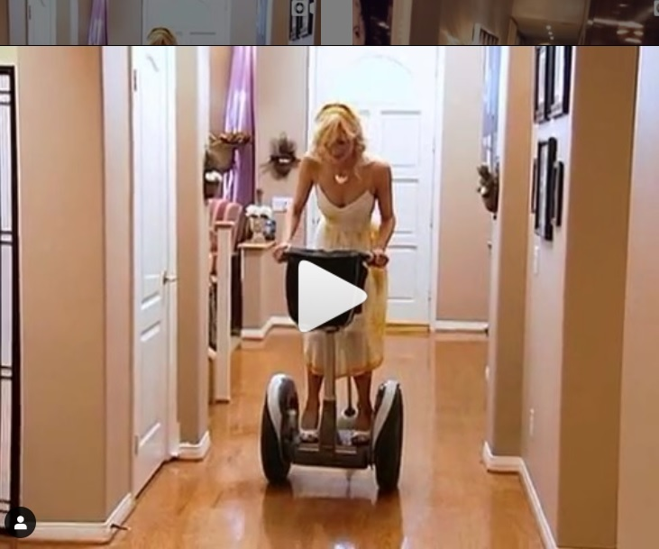 Paris Hilton's Spring Cleaning