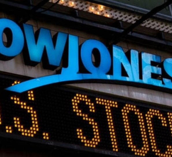 U.S. Stocks Close in Red Dow Jones Rises 236 Points