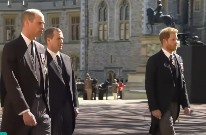 What did Prince Harry And William Talk About at the Funeral