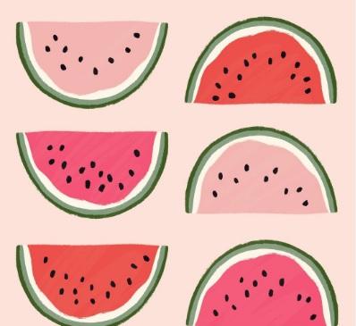 Diet: Rather Watermelon or Melon