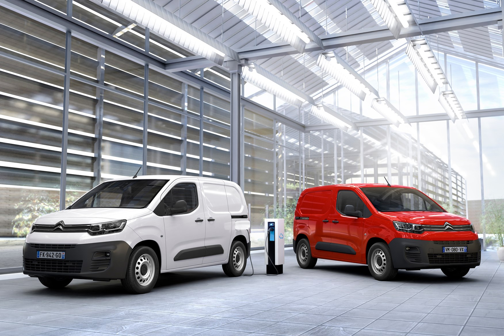 Peugeot e-Partner Award Electric Utility from € 30,600 Excl